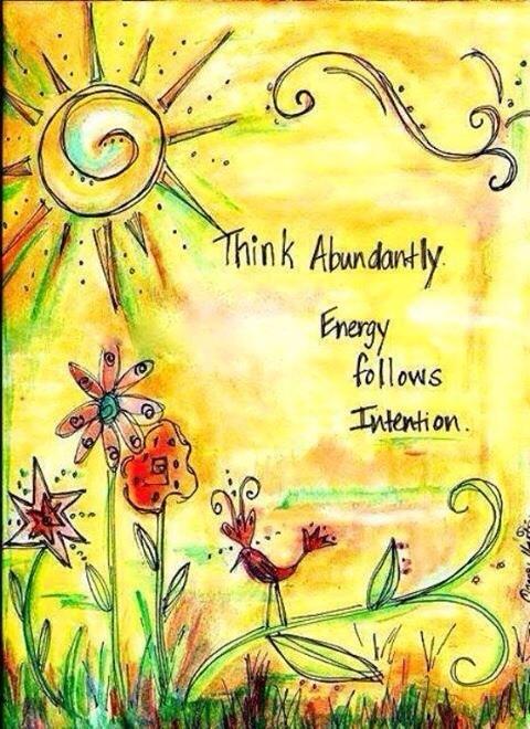 abundant thinking