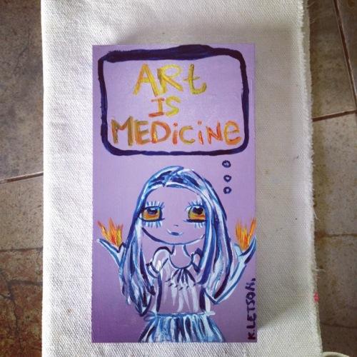 art is medicine - 1