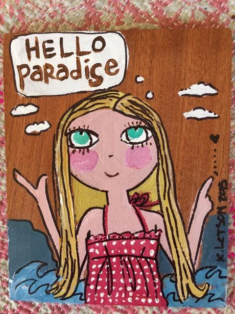 hello paradise - 1