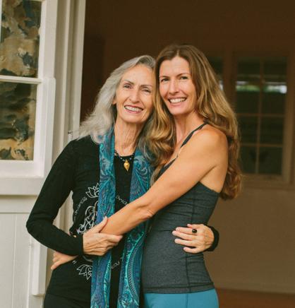 Carol and momma