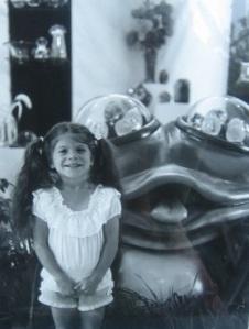 alisa and frog