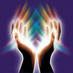 reiki hands image